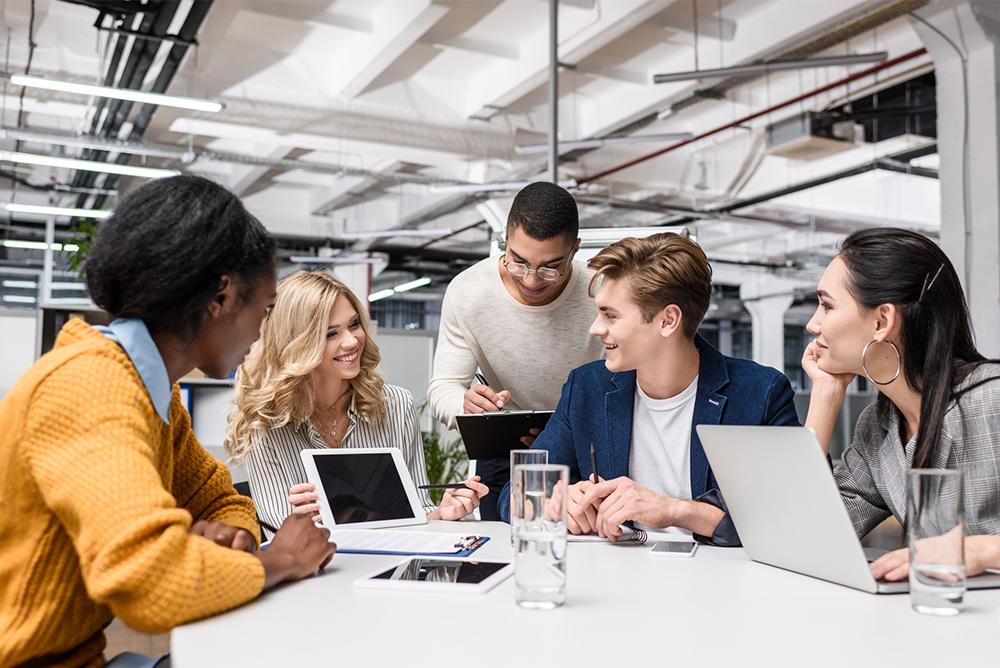 Die 5 wichtigsten Tipps für eine gute Teamarbeit